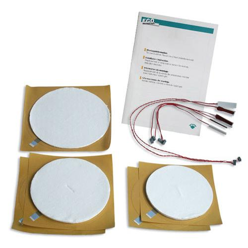 Zestaw naprawczy czujników temperatury do płyty indukcyjnej 3196248003,0