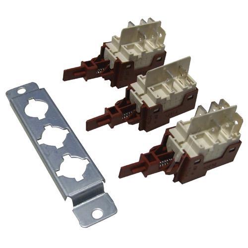 Zespół przełączników do zmywarki Electrolux 1525951008,0