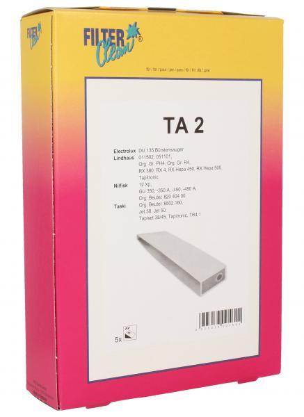 Worek TA2 do odkurzacza 5szt. - oryginał: 000704K,0