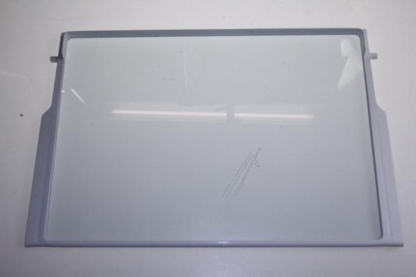 Szyba | Półka szklana kompletna do lodówki 00438973,0