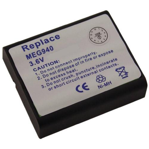CPAA36028 Akumulator 3.6V 1300mAh telefonu bezprzewodowego,0
