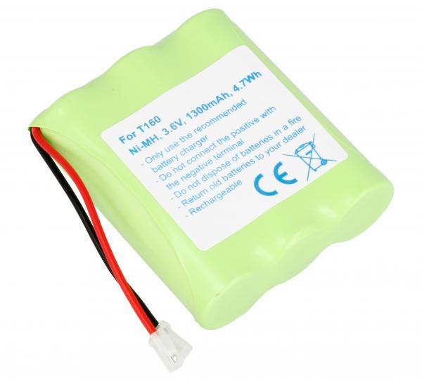 23215 Akumulator 3.6V 1300mAh telefonu bezprzewodowego,0