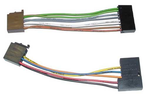 410922 AR-ADAPTERKABEL-SET ISO AUF DIN STROM + LS,0