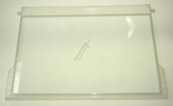 Szyba | Półka szklana kompletna do lodówki Whirlpool 481245088171,0