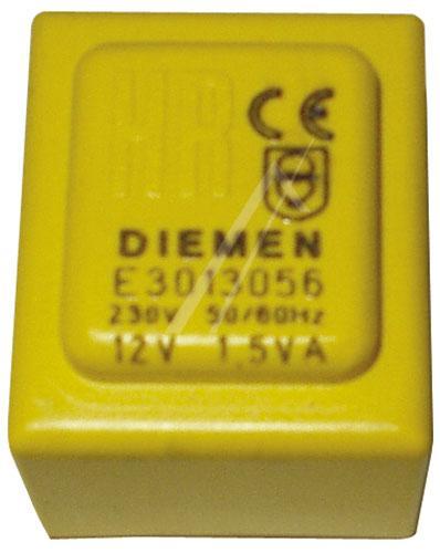 BVEI3022022 12V125MA PRINTTRAFO 230V EI30 1,5VA 32,6X27,6X23,7MM,0