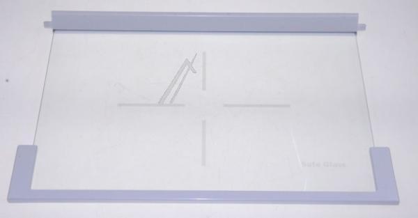 Szyba | Półka szklana kompletna do lodówki 481245088202,0