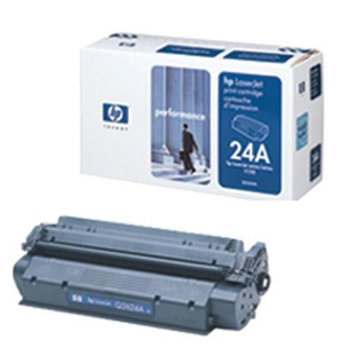 Toner czarny do drukarki  Q2624A,0