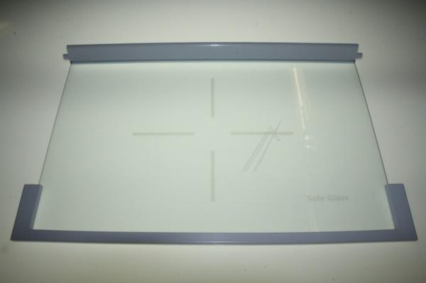 Szyba | Półka szklana kompletna do lodówki 481245088203,0