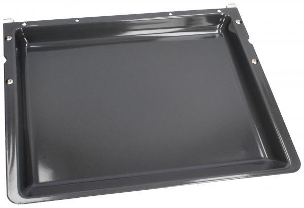 Blacha do pieczenia głęboka (emaliowana) do piekarnika (43cm x 37cm) 00437876,0