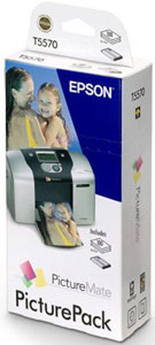 Tusz kolorowy do drukarki  C13T557040BH,0