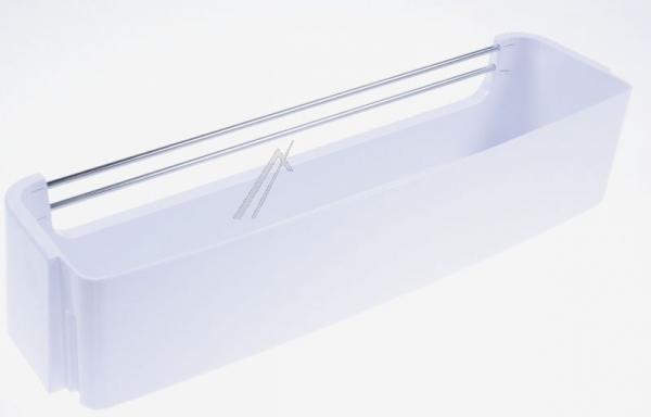 Balkonik   Półka na butelki na drzwi chłodziarki (dolna) do lodówki 00434438,0