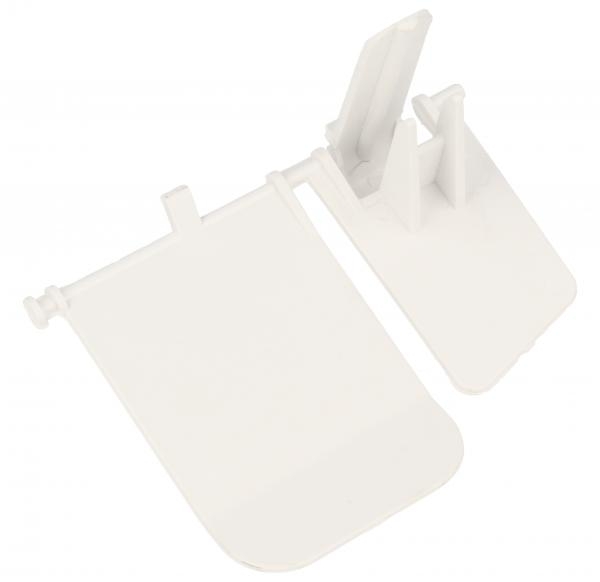 Klapka szuflady na detergenty do pralki Whirlpool 481241889019,0