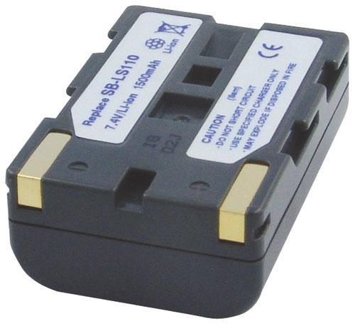 CAMCA74024 Bateria | Akumulator 7.4V 1500mAh do kamery,0