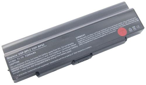 COMPA1111174 Akumulator | Bateria do laptopa Vaio (11.1V 6600mAh) Li-Ion,0
