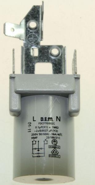 Filtr przeciwzakłóceniowy do zmywarki 481290508158,0