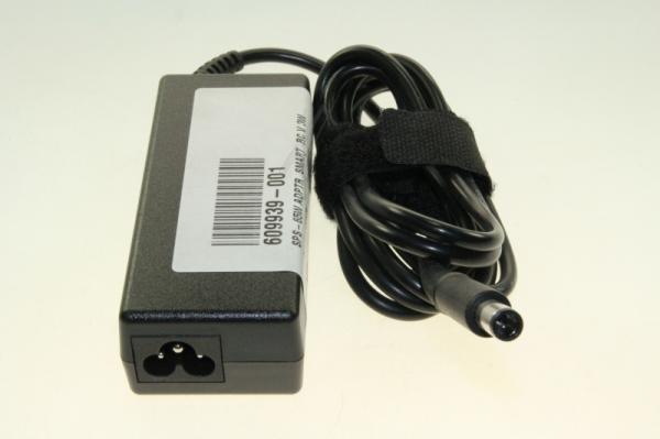Ładowarka | Zasilacz 18.5V/3.5A/65W do laptopa HP 609939001,0