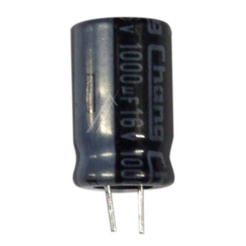 1000uF | 16V Kondensator elektrolityczny 85°C 30000359 16mm/10mm,0