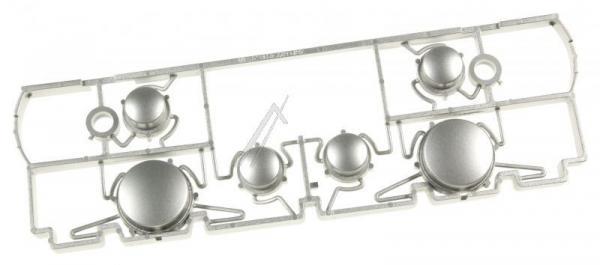 Zespół przycisków panelu sterowania do mikrofalówki 481241258985,0