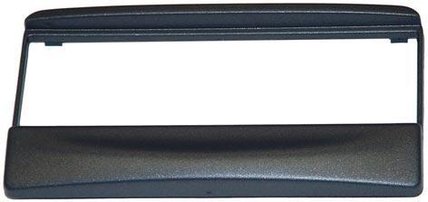 100562 autoradio-einbaublende ford focus bis 10.04, anthr., 19x10mm,0