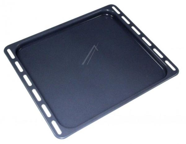 Blacha do pieczenia płytka (emaliowana) do piekarnika (455mm x 385mm) Siemens 00439340,0