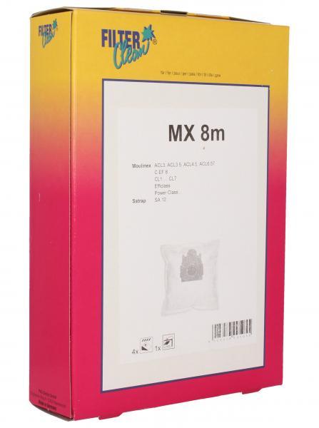 Worek do odkurzacza MX8M 1szt. FL0018K,0
