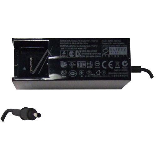Ładowarka | Zasilacz 19V/2.1A/40W do laptopa Samsung BA4400278A,0