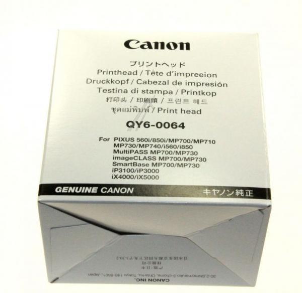 QY60064000 PRINTHEAD I560 I850 MP700 MP730 IP3000 IX4000 IX5000 CANON,0