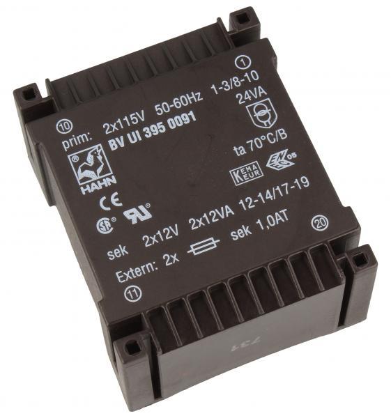 Trafo | Transformator sieciowy 12VX2-1000MA,0