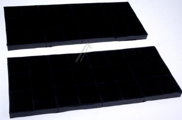 Filtr węglowy aktywny w obudowie do okapu 503014,0