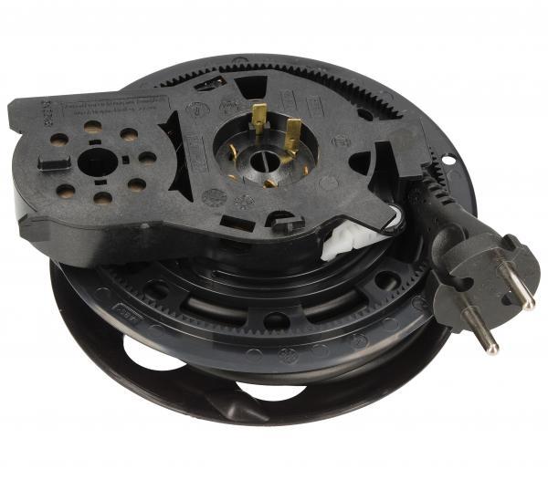 Rolka | Zwijacz kabla z wtyczką do odkurzacza Siemens 00490642,0