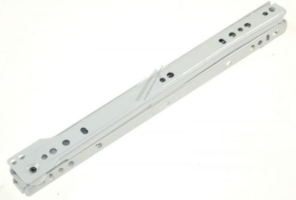 Szyna   Prowadnica pojemnika chłodziarki do lodówki 481246238209,0