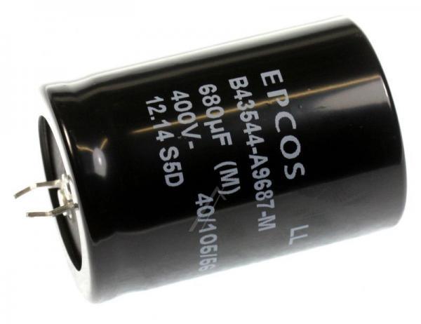 680uF | 400V Kondensator elektrolityczny B43544A9687M000,0