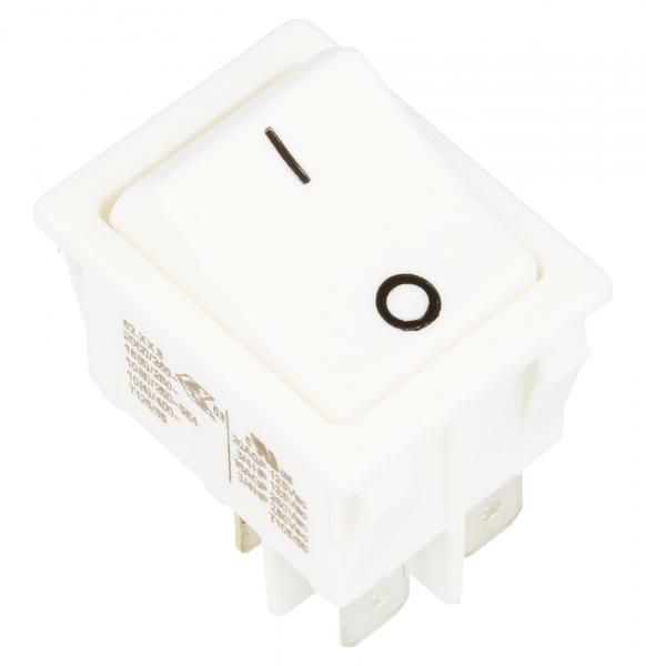 365220022 włącznik sieciowy 2-pola 16a/250v 22x30 mm INTERBR,0