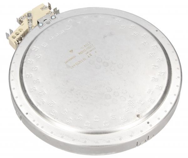 płytka grzejna   Pole grzejne do kuchenki Siemens 00436626,1