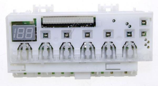 Programator | Moduł sterujący (w obudowie) skonfigurowany do zmywarki Siemens 00493324,0