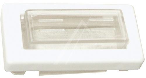 220170050 osłona pvc 1-biegunowa biała 11x30 INTERBR,0