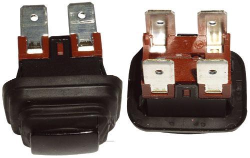 365800122 włącznik 2pol 16a/250v 19x13 INTERBR,0