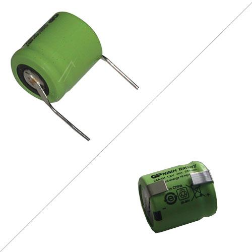 back-up Bateria 1.2V 250mAh,0