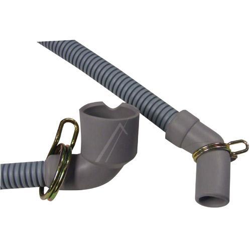 Rura | Wąż połączeniowy pompa - obudowa do pralki Candy 41010982,0