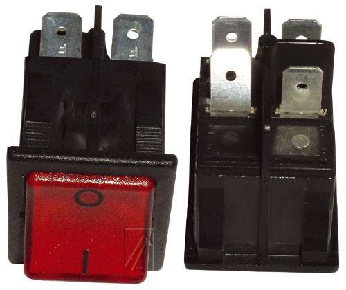 365629522 DRUCKTASTENSCHALTER IP 65   RUND BELEUCHTET 16A/250V  21MM INTERBR,0