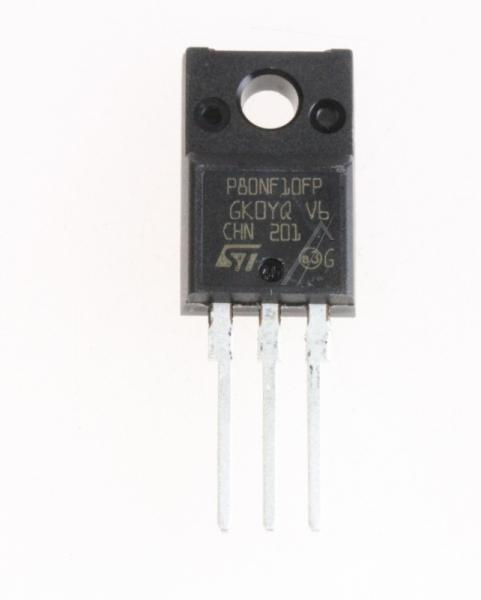 STP80NF10FP Tranzystor TO-220 (n-channel) 100V 38A 7MHz,0