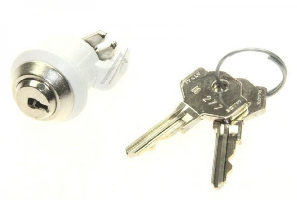 Zamek drzwi z kluczem do lodówki Liebherr 704247100,0