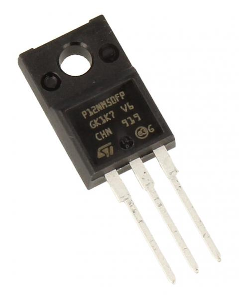 STP12NM50FP Tranzystor TO-220 (n-channel) 500V 12A 100MHz,0