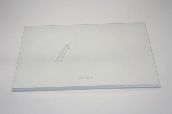 Półka szklana nad pojemnikiem na warzywa do lodówki 00438704,0