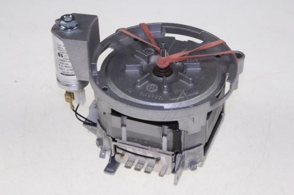 Silnik pompy myjącej (bez turbiny) do zmywarki Siemens 00490985,0