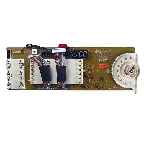 Płytka panelu sterowania do pralki LG 6871EC2025M,0