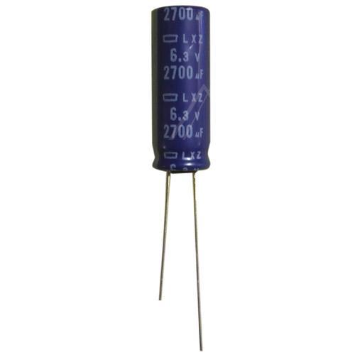2700uF | 6.3V Kondensator elektrolityczny 105°C 30mm/10mm,0