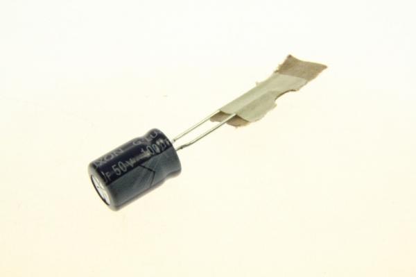 100uF | 50V Kondensator elektrolityczny 30000355,0