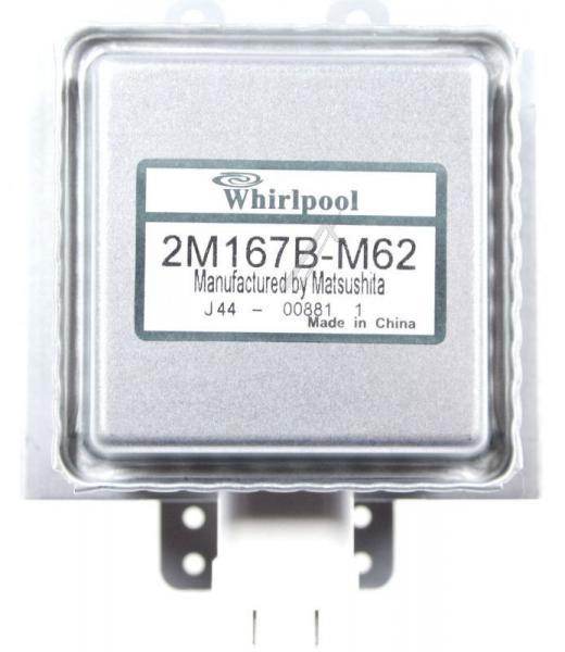 Magnetron mikrofalówki Whirlpool 481213158813,1