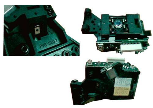 PVR520T Laser | Głowica laserowa,0